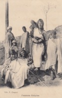 CP ALGERIE - FEMMES KABYLES - Algérie