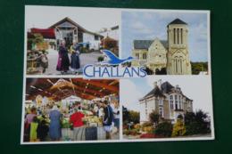 GG )  CHALLANS - Challans