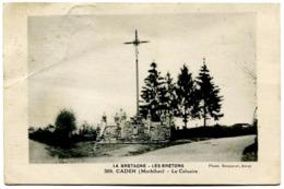 CADEN - Le Calvaire. Ed. Bocquenet 389 - France