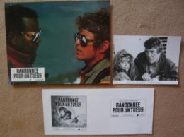 13 Photos Du Film Randonnée Pour Un Tueur (1988) Shoot To Kill - Albums & Verzamelingen