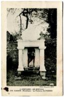CADEN - La Fontaine St-Pierre. Ed. Bocquenet 375 - Francia