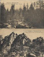 1910/20 - SLATOUST  ZHIGULI , 2 Stk. , Gute Zustand , 2 Scan - Russia