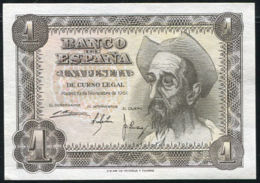 Ref. 158-262 - BIN SPAIN . 1951. 1 Peseta Spanish State 19th November 1951. 1 Peseta Estado Espa�ol 19 De Noviembre 1951 - 1-2 Pesetas
