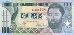 Ref. 553-950 - BIN GUINEA BISSAU . 1990. 100 PESOS CEM GUINEA BISSAU 1990. 100 PESOS CEM GUINEA BISSAU 1990 - Guinee-Bissau