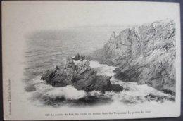 CPA 29 POINTE DU RAZ - La Roche Du Moine - Baie Des Trépassés - Pointe Du Vent - Villard 153 Précurseur - Réf. G 67 - La Pointe Du Raz