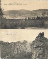 1916 - SLATOUST  ZHIGULI , 2 Stk. , Gute Zustand , 2 Scan - Russia