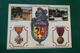 GG )  LA CHAPELLE EN VERCORS - Frankreich
