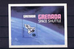 SPACE - Shuttle - GRENADA - S/S MNH - Spazio