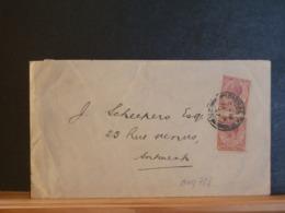 A11/783  LETTRE   POUR LA BELG. 1927 - Gibraltar