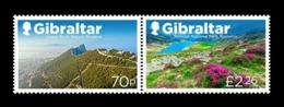 Gibraltar 2019 Mih. 1940/41 National Parks (joint Issue Gibraltar-Romania) MNH ** - Gibilterra