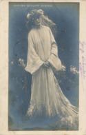 CPA Salon 1904 Eug. Buland Jeune Fille Circulée Signée Georges Lochardet - Esposizioni