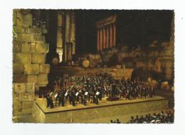 Liban Baalbeck Orchestre Symphonique De Radio Berlin Au Festival International Musique - Libanon