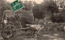 SAINT CREPIN (49) GODU La Cascade Et Le Moulin - France