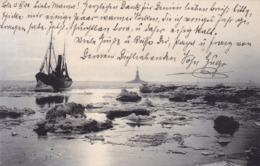 Pula (Pola) * Leuchtturm, Segelboot, Schiffe * Kroatien * AK1549 - Kroatië