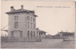 13. ISTRES. La Gare (extérieur) - Istres