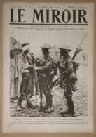 """Le Miroir Du 6/08/1916 Herbecourt - La Capture Du Sous-marin Allemand """"U-C-5"""" - Moulin De Fargny - Erzindjan - - Kranten"""