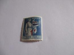 Timbre Type Paix 1F Sur 1F50 Bleu1941.Y & T N°485.Neuf. - 1932-39 Paz