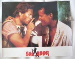 12 Photos Du Film Salvador (1986) - Albums & Verzamelingen