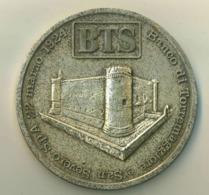 Medaglia ARGENTO -1985 -  BANCA DELLA CAPITANATA - BTS - Diametro 70 Mm - Peso 151 G - Italia