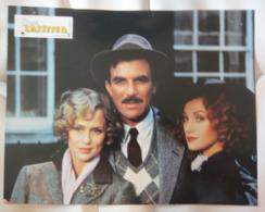12 Photos Du Film Signé Lassiter (1984) - Albums & Verzamelingen