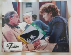 14 Photos Du Film La 7ème Cible (1984) - Claude Pinoteau - Albums & Verzamelingen