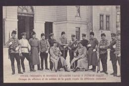 CPA Serbie Serbia Non Circulé Militaria - Serbia