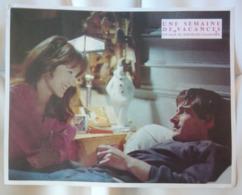 12 Photos Du Film Une Semaine De Vacances (1980) - Tavernier - Albums & Verzamelingen