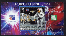 SPACE - MARSHALL ISLANDS - S/S MNH - Collections