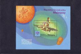 SPACE - Mars - MALAGASY - S/S MNH - Spazio