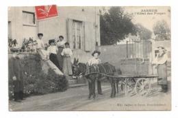 CPA 58 FOURCHAMBAULT Hôtel Des Forges BARNUM - Autres Communes