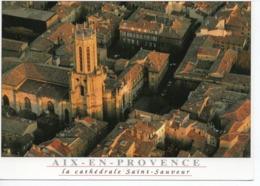 AIX EN PROVENCE - LA CATHÉDRALE SAINT SAUVEUR - Aix En Provence