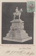 Bulgarie - Sofia - Monument Du Tsar Libérateur Alexandre II - Postmarked 1902 - Bulgaria
