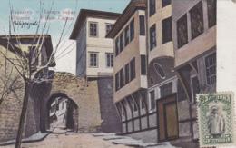 Bulgarie - Plovdiv - Philippopolis - Hissar Capou - Postmarked 1912 - Bulgaria