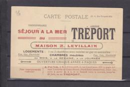 76 LE TREPORT PUB LOCATION CHAMBRES - Le Treport