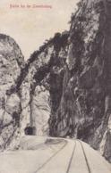 Limmündung * Eisenbahn, Tunnel, Felsen, Partie * Bosnien Herzegowina * AK1631 - Bosnia And Herzegovina