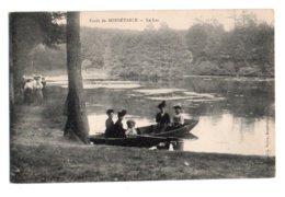 (72) Foret De Bonnétable 106, Vivien, Le Lac - Bonnetable
