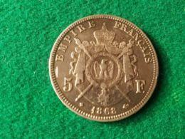 5 Franchi 1868 - France