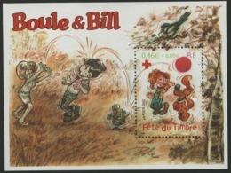 """BF 46 """"BOULE ET BILL Fête Du Timbre"""". Neuf Sans Charnière **. TB - Blocchi & Foglietti"""