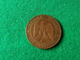 10 Cent 1856 - France