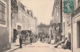 Chablis 89 Yonne Rue Des Moulins RARE - Chablis