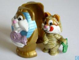 Miezi Cats 1998 / Phalsch Pherbunden + BPZ - Ü-Ei