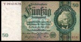 DEUTSCHLAND - ALLEMAGNE - 50 Reichsmark - 1933 - P182a - XF+/SUP+ - 50 Reichsmark