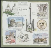 "BF 53 ""CAPITALES EUROPEENNES / ROME"". Neuf Sans Charnière **. TB - Blocchi & Foglietti"