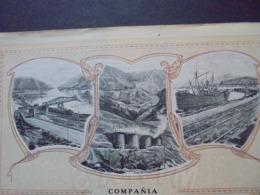 ESPAGNE - SAINT-SEBASTIEN 1905 - MINAS DE HIERRO DE ARDITURRI - ACTION DE 250 PESETAS OR - BELLE ILLUSTRATION - Aandelen