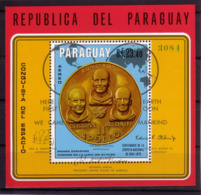 SPACE - PARAGUAY - S/S MNH - Espace