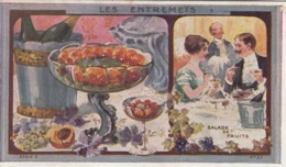 AU PLANTEUR De CAÏFFA  - Salade De Fruits Carte N°27 - Otros