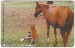JORDAN A-935 Chip Alo - Animal, Horse - Used - Jordanien