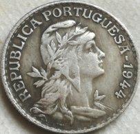 RÉPLICA Moneda 1 Escudo. 1944. Portugal. Rara - Portugal