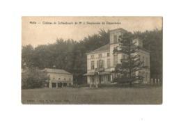 Melle  -  Château De Schaubosch De Mr J. Verplancke De Diepenhède (1912). - Melle