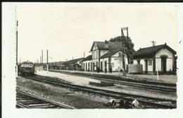 88 - Vosges - Rambervillers - La Gare - - Rambervillers